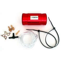 Red Feeding Bag - Boost Bottle  -Athena