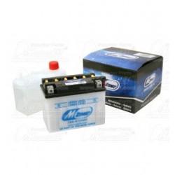 Battery  12V 4Ah (YB4L-B)  - 120x70x92