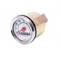 Speedmeter - Piaggio Ciao , Vespa - 48mm - 80km/h
