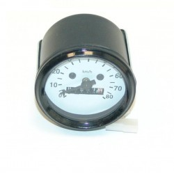 Speedometer 60MM - 80km/h - Tomos Puch