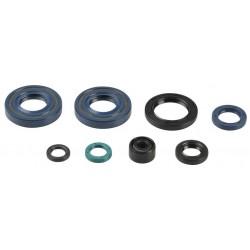Engine Oil Seals Kit - Kawasaki KX80 (88/00) , 85(01/17), 100 (92/13) Suzuki RM 100(03/08) -ATHENA