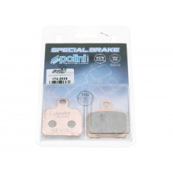 Brake pads  Polini Sinter -Aprilia RS, CPI GTR, Peugeot Speedfight 3