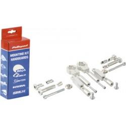 Polisport Handguard Aluminum Mounting Kit
