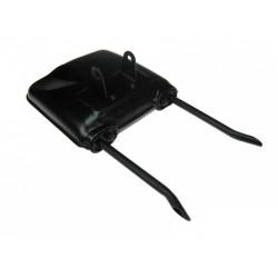 Auspuh bez krivine -OEM - Puch Ms 50, Tomos: VS50, Colibri 01-04,