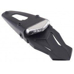The rear mudguard with LED 4Tune - Universal light