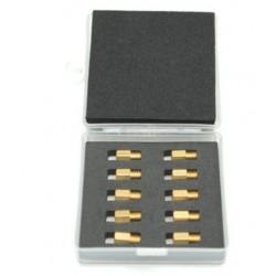 Set usisnih diz  Mikuni TM  - 180-225 / 10 kosov