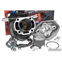 Cilindar kit Parmakit GT Racing -70ccm - Minarelli Horizontal