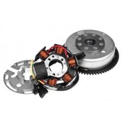 Stator flywheel kit TEC Ducati for Minarelli AM6