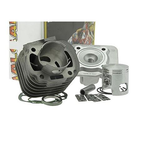 Zylinder Kit 50ccm 12mm f/ür CPI-HUSSAR E2 ab 2003