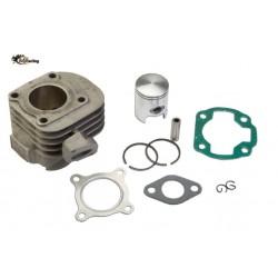 Cylinder kit  R4Racing Alu 50cc - Minarelli horiz -rally , Sonic , Ark,F10,F12 , Jog, Ovetto