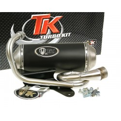Exhaust Turbo Kit GMax 4T for Piaggio Zip 50 4-stroke, Derbi 4-stroke