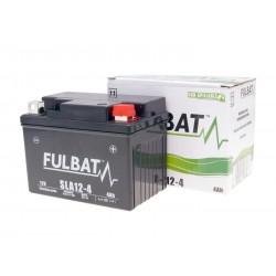 Battery Fulbat gel cell FTX4L / FTZ5S SLA