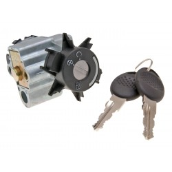 Ignition switch / lock for Peugeot Speedfight, Elyseo, Vivacity, Trekker 50cc, 100cc