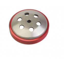 Clutch bell red ring 4TuneRace  107 Mbk-Yamaha