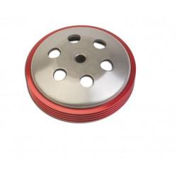 Zvon sklopke Minarelli 107mm Red - R4Race