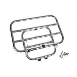 Nosač prtljage stražnji krom Vespa LX Crome - 50 -125 -150ccm 4T