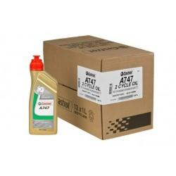 Set olja - Castrol A747 Racing 2T - 12x 1l