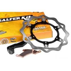 Brake set  Galfer Racing Basic 270mm, KTM EXC / MX / SX -09