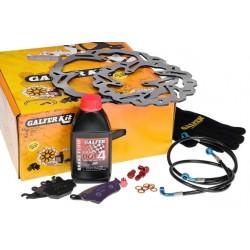 Brake kit  Galfer Racing Top, Yamaha YZF R 125 08-