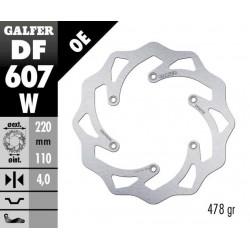 Zavorni disk - Galfer WAVE - KTM / Husaberg (E)