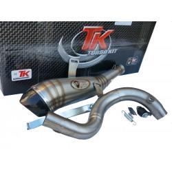 Izpuh Turbo Kit ROAD GP Carbon - KTM Duke 125i 11-16 4T (E)