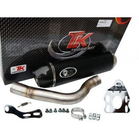 Izpuh Turbo Kit Road GC Oval Carbon KTM LC4 690 SM 2006-2009