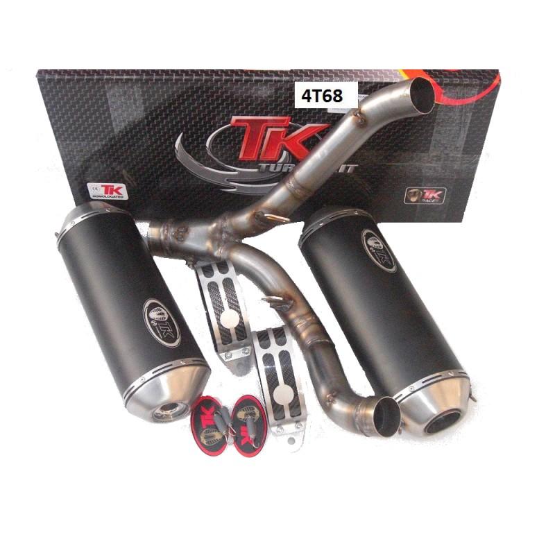 Turbo Kit Gsx R1000: Exhaust Turbo Kit Road GC Oval -Suzuki GSX-R1000 07-09 (E