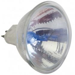 Žarnica Xenon 12V 35W MR 16 - 50mm blue