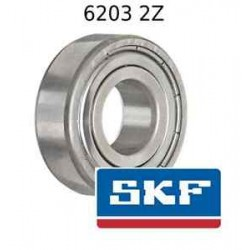 Bearing SKF 6203 ZZ - 17x40x12mm - shielded
