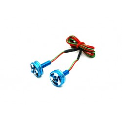 Led  plava scooter tuning  -  12V
