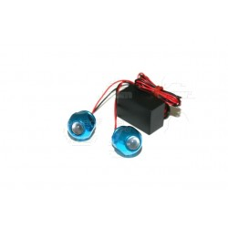 Led flashy- Red , Yellow  - 12V