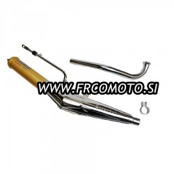 Exhaust Tomos Biturbo - Tomos APN set