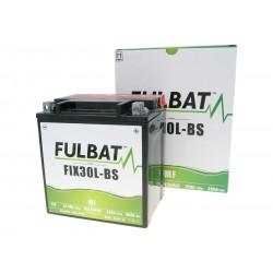 Battery Fulbat FIX30L-BS MF maintenance free
