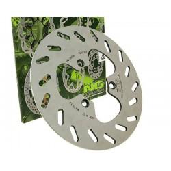 Brake disc NG for Derbi Fénix EX 50 , Yamaha DT 50 , XT 125 X