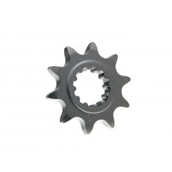 Front sprocket 420 - 10 teeth for Minarelli AM (99-07)