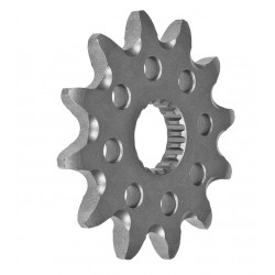 Front sprocket  - Supersprox 520, racing, 12z, Suzuki RM 125 83-09 / RM-Z 250 07-12
