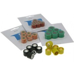 variator / vario roller set  MOTOFORCE - 17x12 ( Select weight )