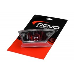 Zadnja luč REVO Black Lexus - Piaggio 50 Zip Cat / Zip 4T / Zip SP 2 / Zip 100 (E)