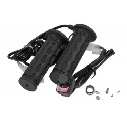 Heated grips Vicma V1 - 22mm - 130mm