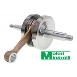 crankshaft OEM for Minarelli AM, Generic, KSR-Moto, Keeway, Motobi, Ride, CPI, 1E40MA, 1E40MB