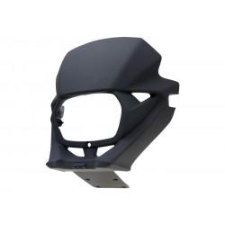 Prednja maska-OEM-črna -Malaguti XTM, XSM, Yamaha DT 50