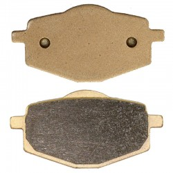 Zavorne ploščice- Yamaha YBR 125 -  05-07 - SINTERED MP91