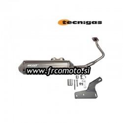 Auspuh  Tecnigas 4TRE Kymco Agility 4T- Peugeot V Clic 4T- Baotian GY6 50cc
