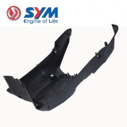 Engine spoiler  SYM Orbit II - Orbit 2 50cc 4T -Black
