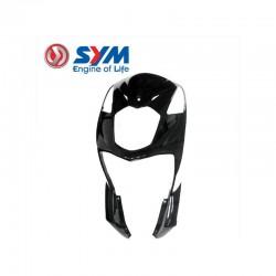 Prednja maska - SYM Orbit II , Orbit 2 - Črna - ORIG
