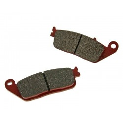 Brake pads organic for Honda Silver Wing,Kawasaki J 300, Kymco Downtown,Xciting , Yamaha X-max