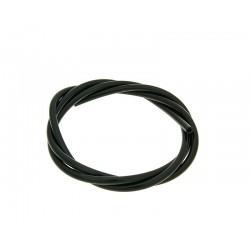 Oil / vacuum hose CR Black 1m - 2.5x5mm