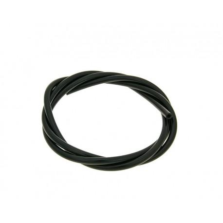 Cev olja / vakum  CR black 1m - 2.5x5mm