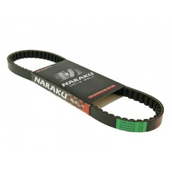 Drive belt Naraku V/S  669mm - GY6- 139QMB, QMA ,Baotian,Kymco ,Sym - 10 col