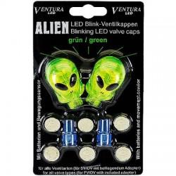 Kapice ventila LED - ALIEN